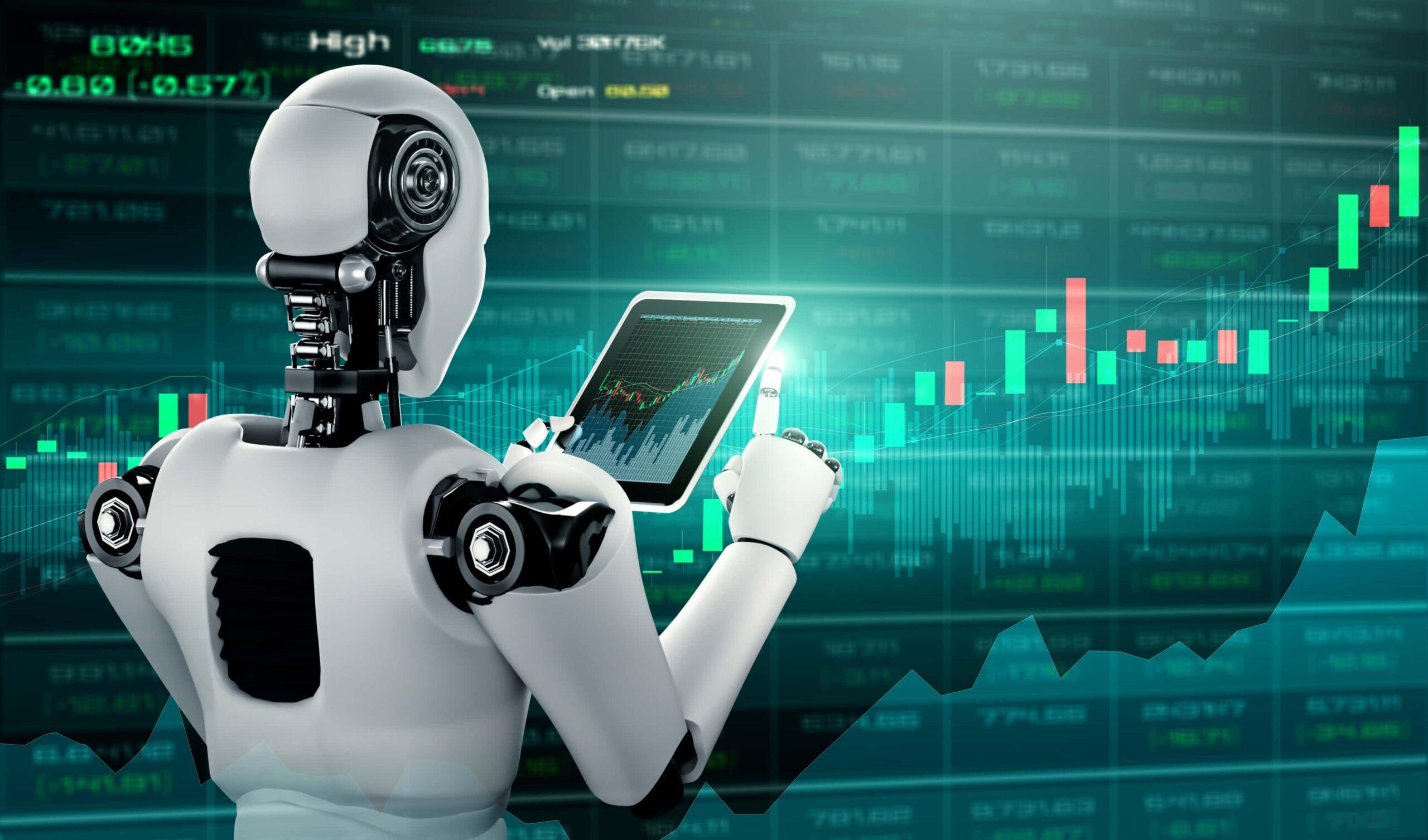 algo trading robot