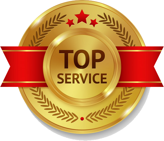 top-service-badge