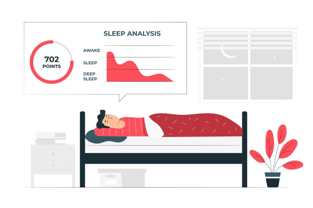trading sleep