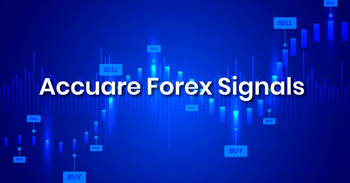 Accurate forex signals